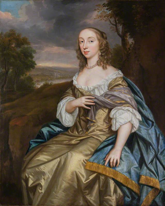 Frances Vaughan (d.1650), Countess of Carbery