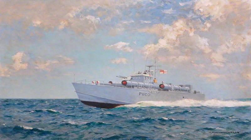 MT Boat P1107
