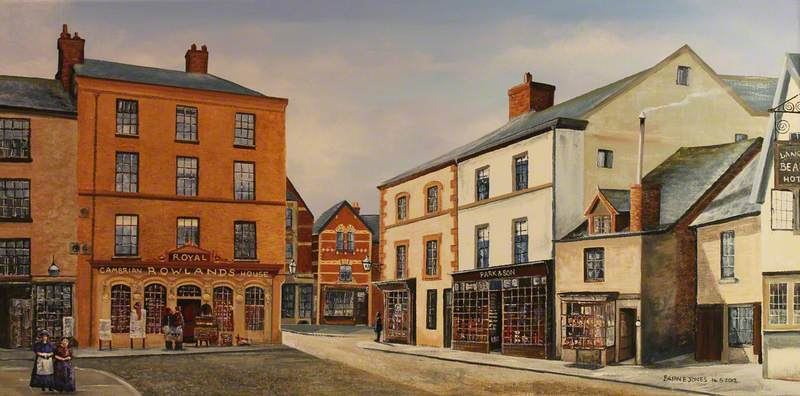 Robert Owen's Home