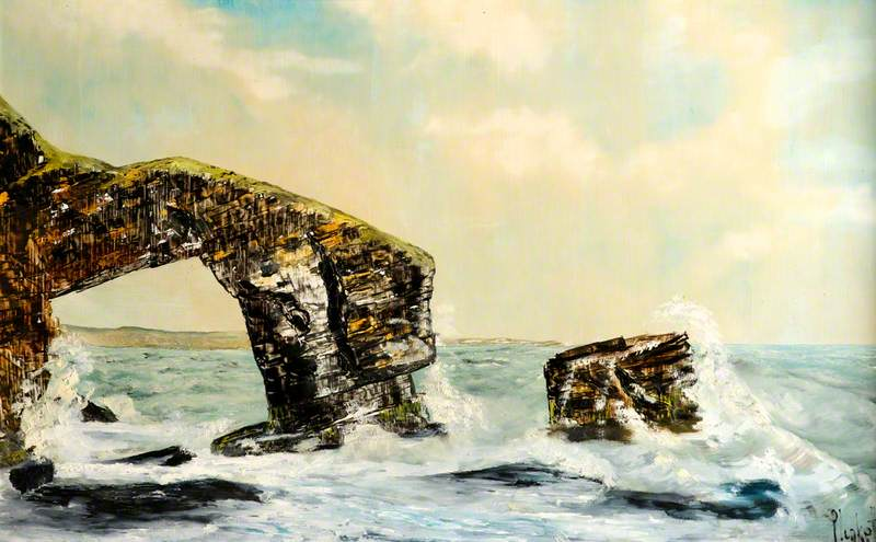 Green Bridge (Stack Rocks)