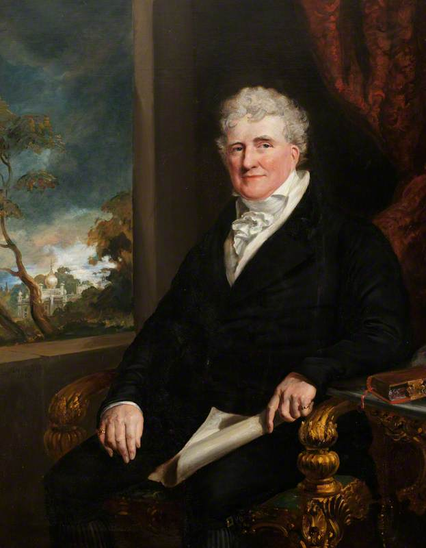 Sir Charles Cockerell (1755–1837), Bt
