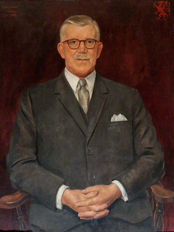 Sir David John James (1887–1967), Benefactor