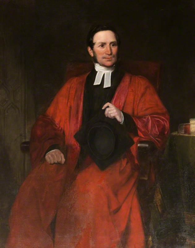 Llewelyn Llewellin (1827–1878), First Principal of St David's College
