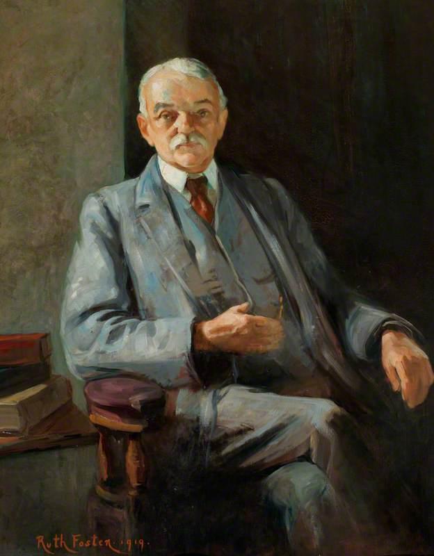Hugh Walker (1855–1939), Professor of English at St David's College (1890–1939)