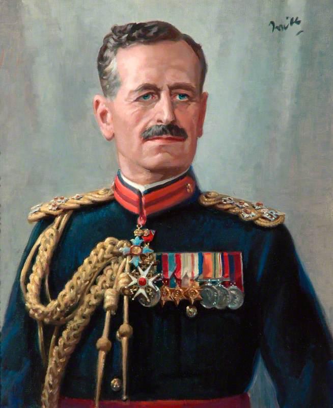 Brigadier George W. Eden (1903–1986), CBE, Colonel of the Regiment (1959–1965)