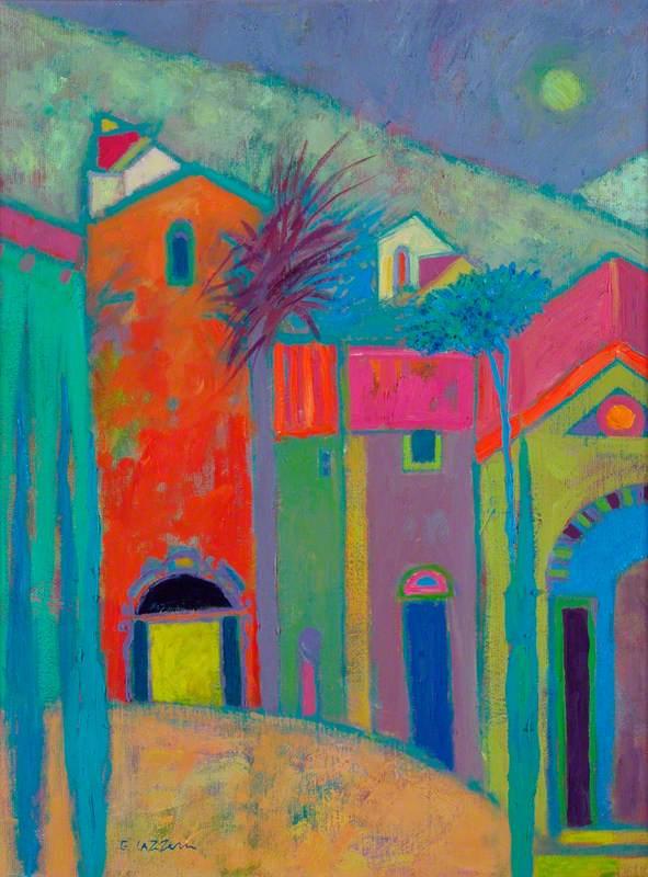 Four Tuscan Entrances