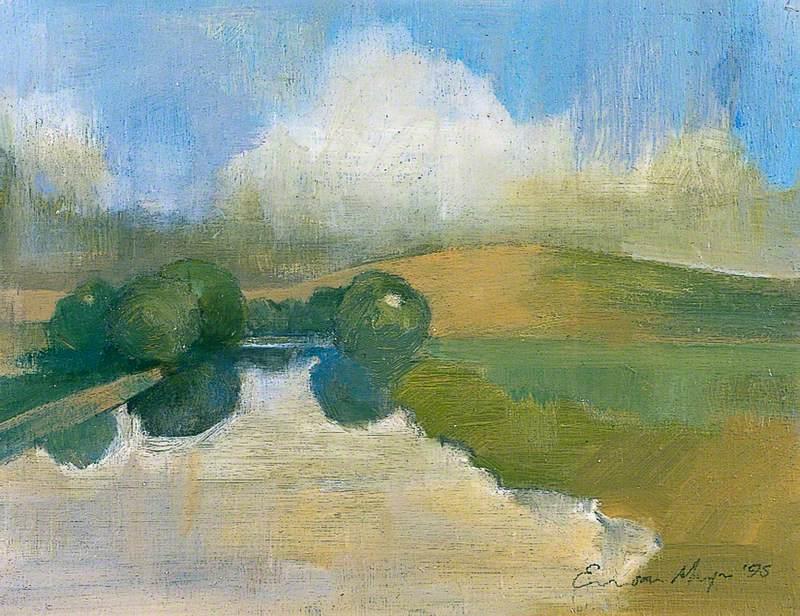 River Wharfe, August
