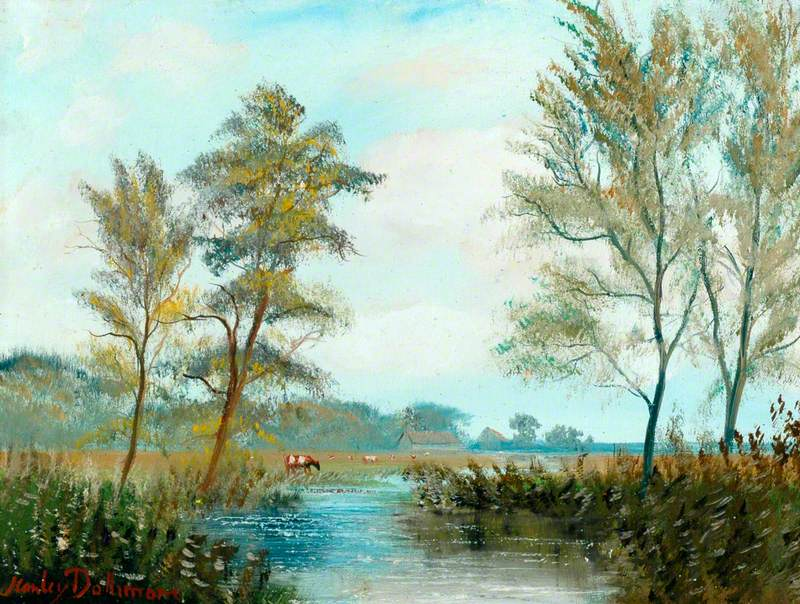 The Flooded Meadow