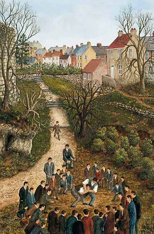 The Moat, Knaresborough (The Battlers)