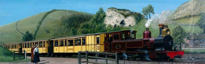 Travel in 1905 (Wetton Mill)