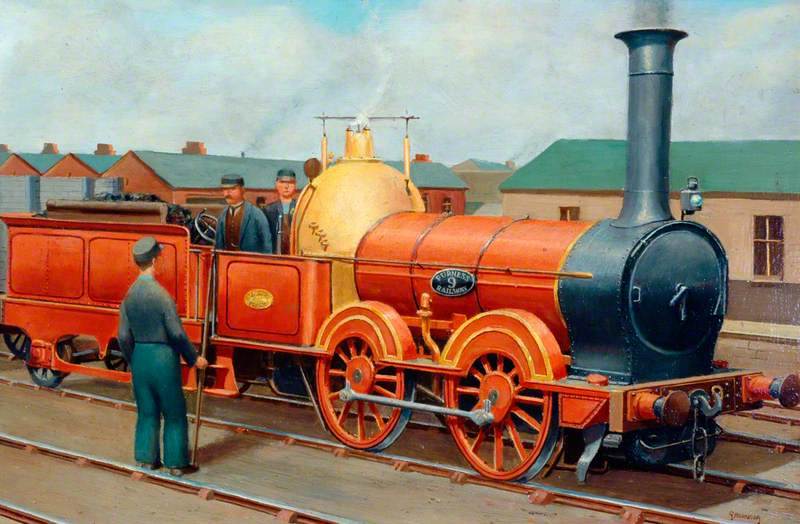 Furness Railway 0–4–0 Locomotive No. 9