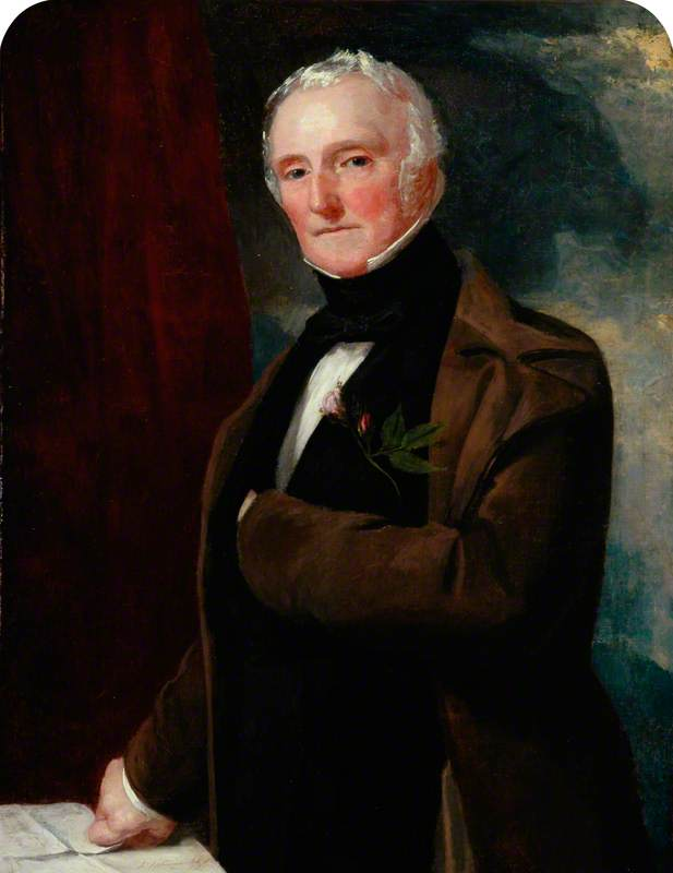 James Pyke, First Chief Accountant, Great Western Railway (1839–1854)