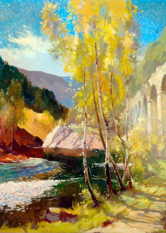 River Garry, Killiecrankie