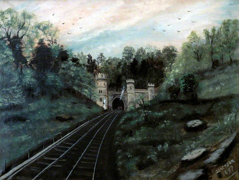 Arthington (Bramhope) Tunnel, West Yorkshire