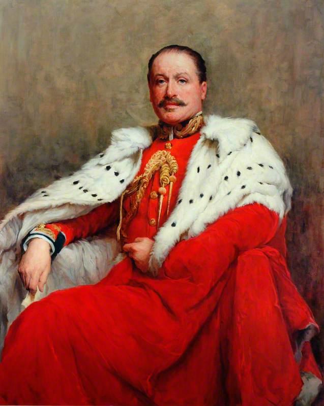 Frederick Archibald Vaughan Campbell (1847–1911), 3rd Earl Cawdor