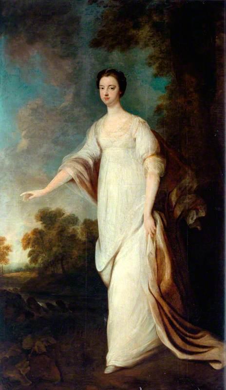 Mrs Elizabeth Allanson of Studley Royal