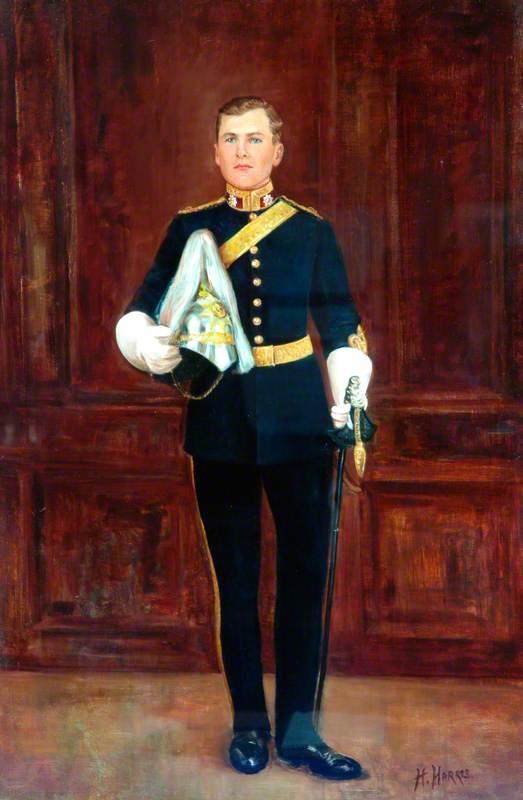 Major Michael Bell (1915–1944), Royal Dragoon Guards
