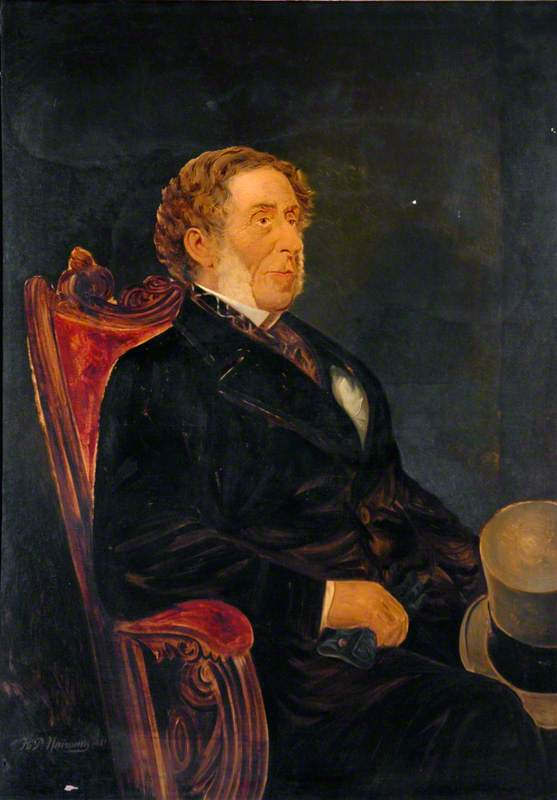 Sir J. V. B. Johnstone, MP