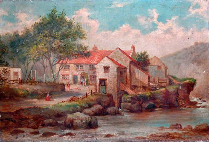 Scalby Mills, near Scarborough