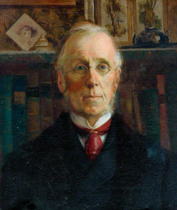 William Stonehouse (1817–1898), Honorary Secretary of the Whitby Library and Philosophical Society (1880–1898)