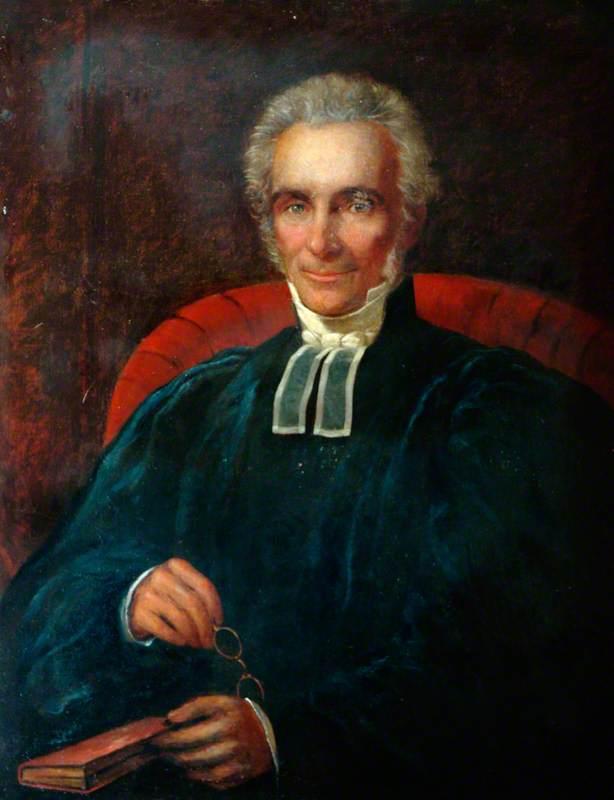 Reverend William Scoresby (1789–1857)