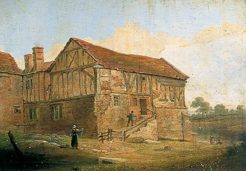 The Windmill Inn, St George's Fields, York