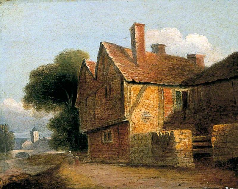 Cottage in Walmgate, York