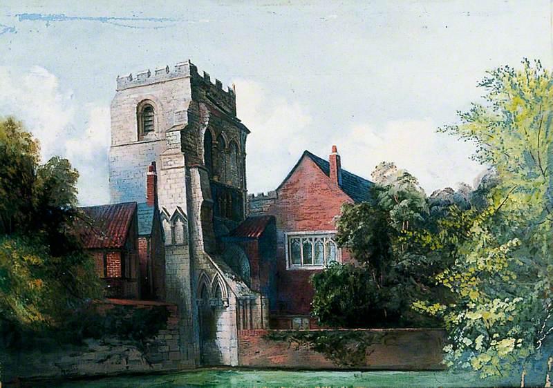 The Tower, Holy Trinity Priory, York
