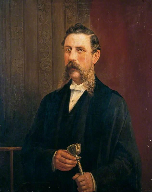 William Harland, Verger at York Minster (1865–1895)