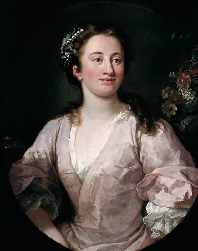 Elizabeth Betts (Mrs Benjamin Hoadly)