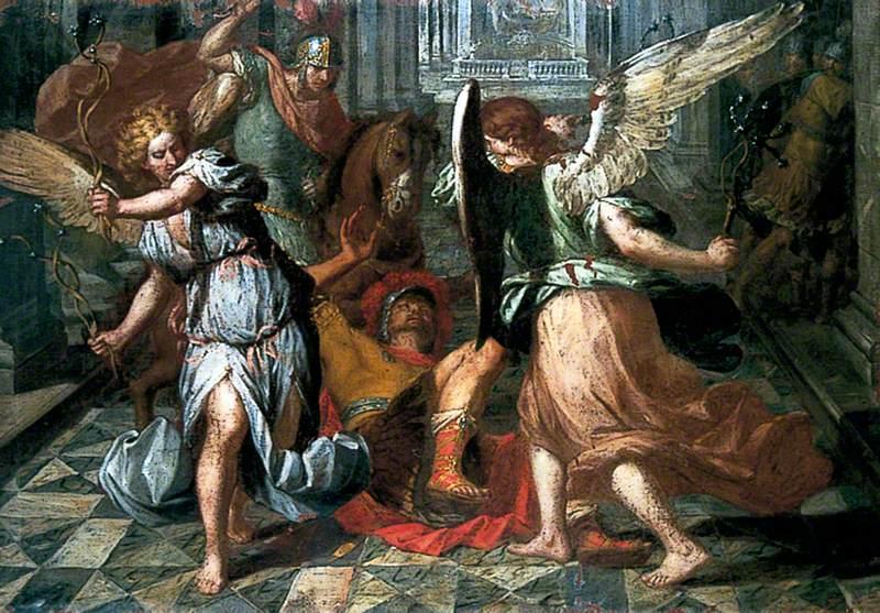 The Expulsion of Heliodorus