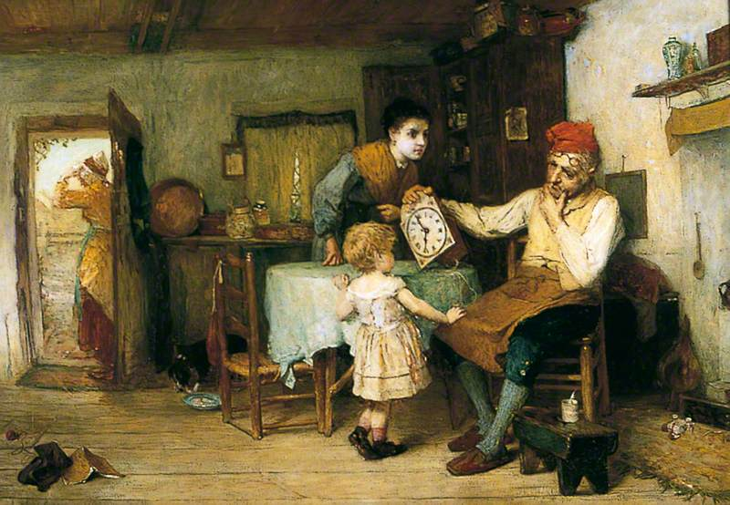 'What ails it, Granddad?'