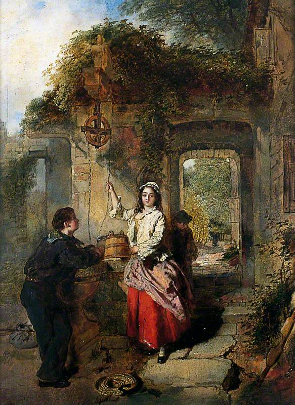 Courting at the Well