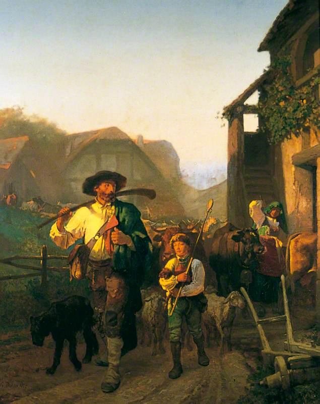 The Cattle Tender