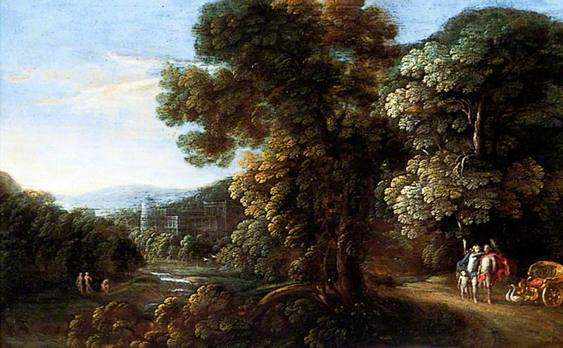 Landscape with Venus and Adonis
