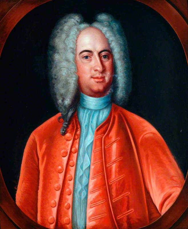 Charles Gregory, 9th Viscount Fairfax