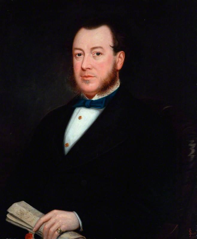 Thomas Bell, Governor of the York Merchant Adventurers (1854–1856)