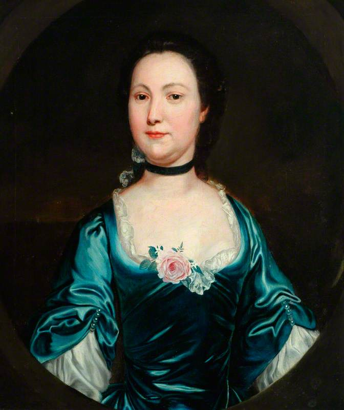 Catherine Ellen Stowe, Wife of John Stowe (1719–1777)