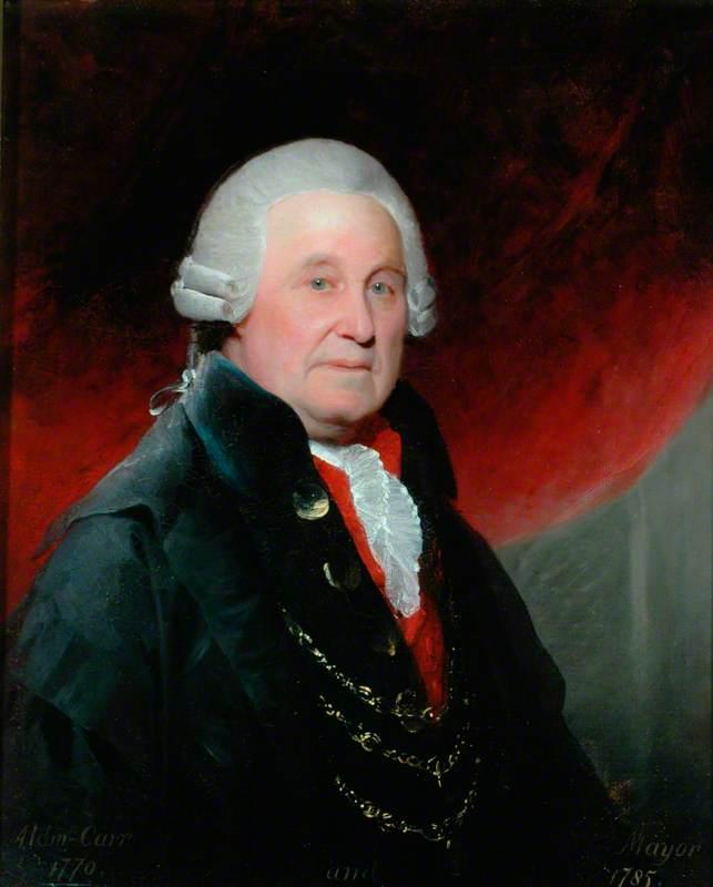 Alderman Carr, Lord Mayor