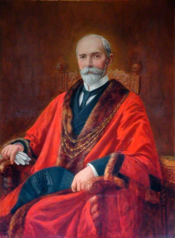 Alderman William Bentley, JP