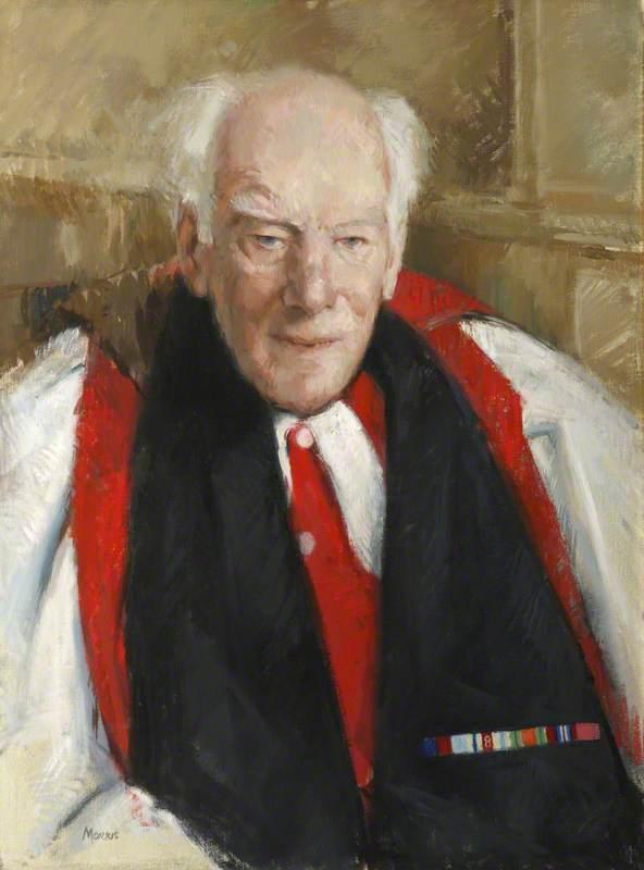 Professor John McManners (1916–2006)