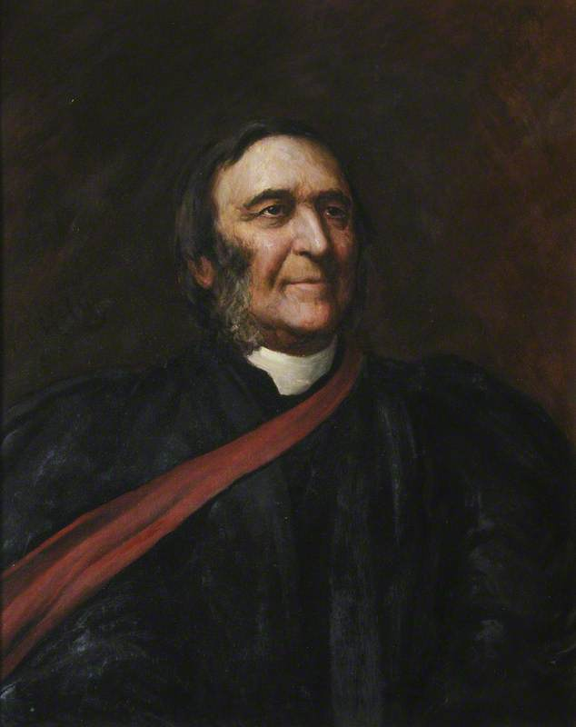 Frederick Temple (1821–1902), Blundell Scholar (1839), Blundell Fellow (1842–1848), Headmaster of Rugby (1857–1869), Archbishop of Canterbury (1896–1902)