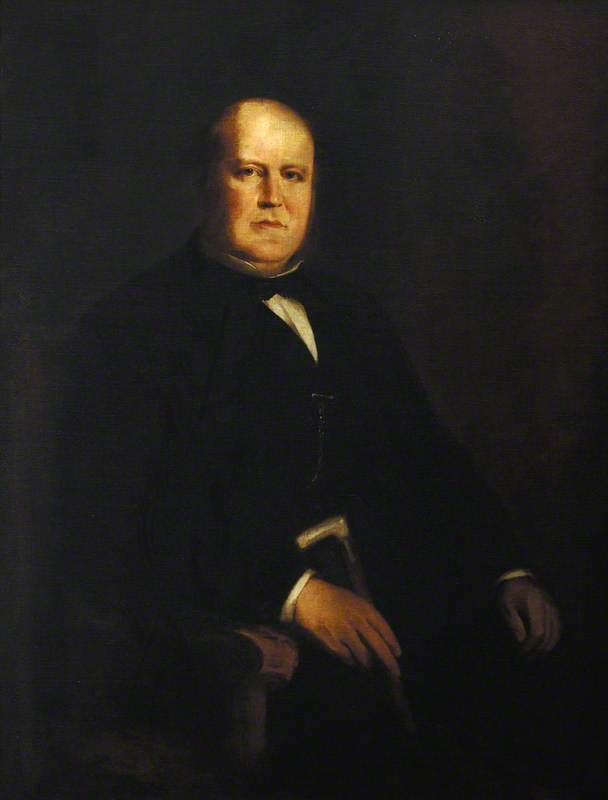 Sir Robert Burnett David Morier (1826–1893)