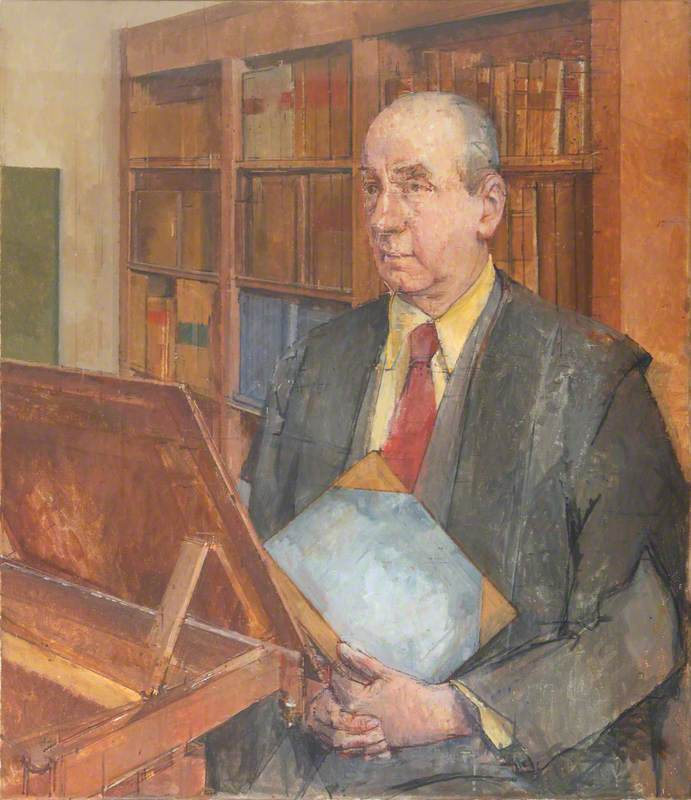 Robert Shackleton (1919–1986)
