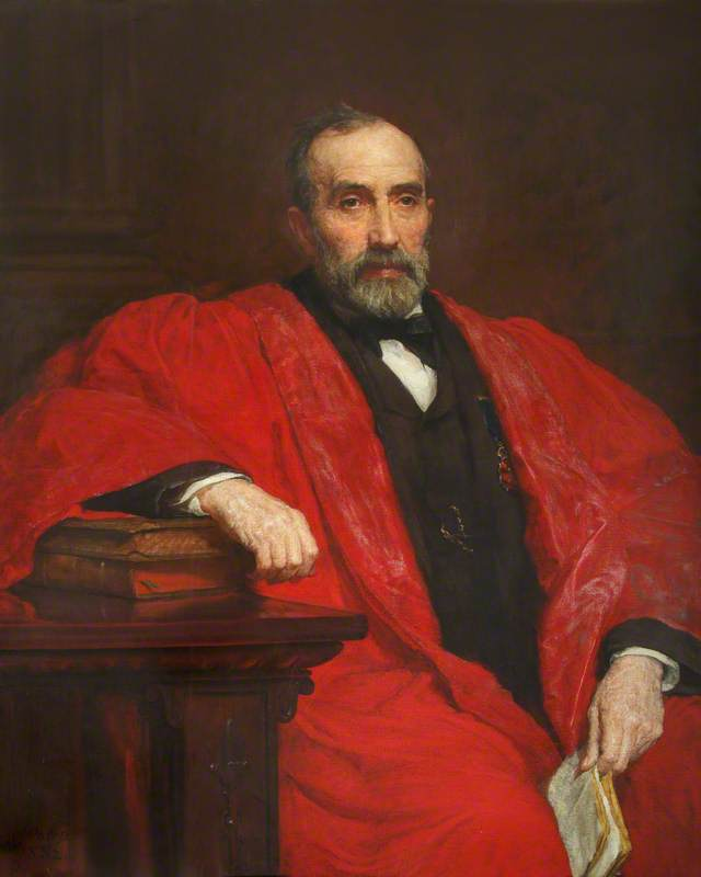 Sir Monier Monier-Williams (1819–1899)