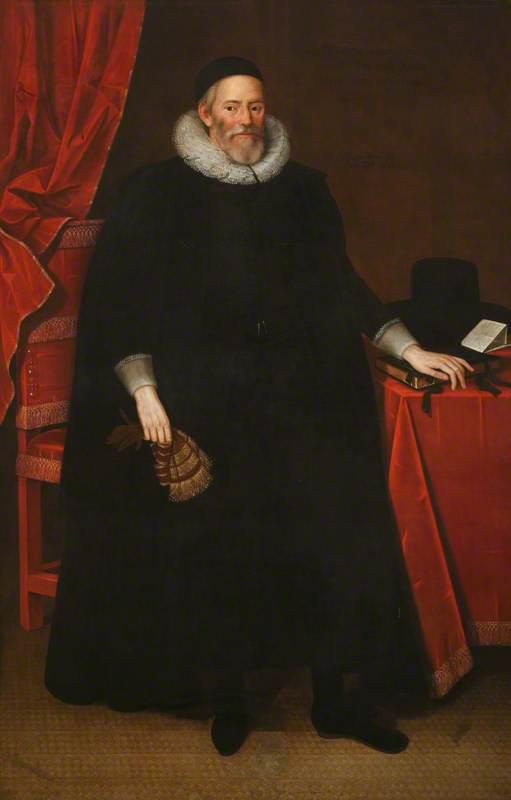 Sir Henry Savile (1549–1622)