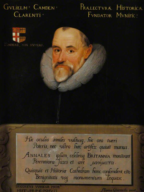 William Camden (1551–1623)