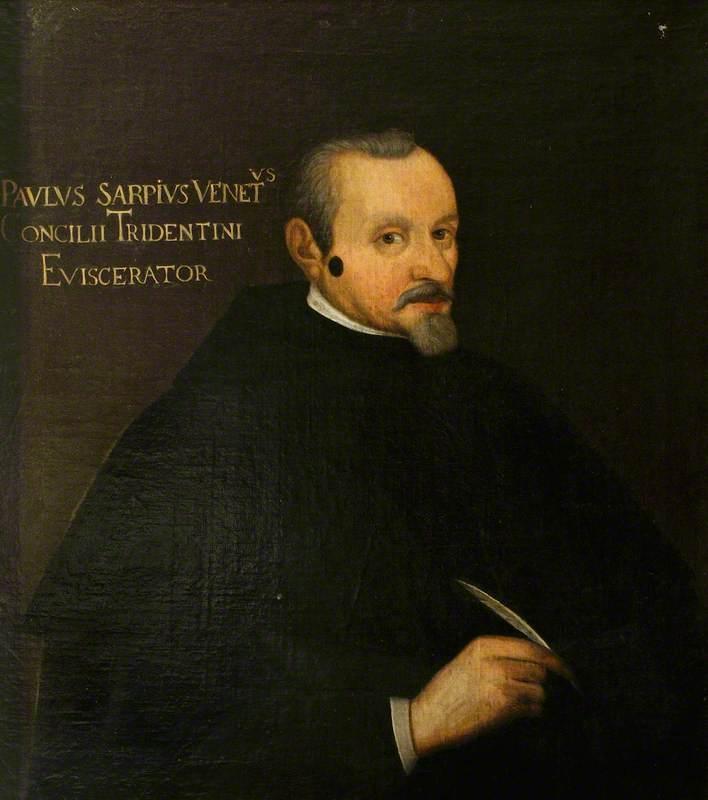 Pietro Paolo Sarpi (1552–1623)
