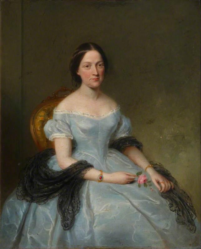 Mary Wollstonecraft Shelley (1797–1851)