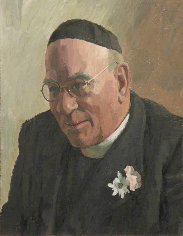 Father Stan Jones, SJ